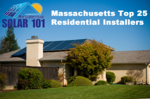 MA Top 25 Solar Installers